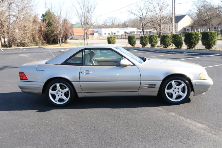 Used 1999 Mercedes-Benz SL500 ROADSTER SL 500 for sale Sold at Auto Collection in Murfreesboro TN 37130 8
