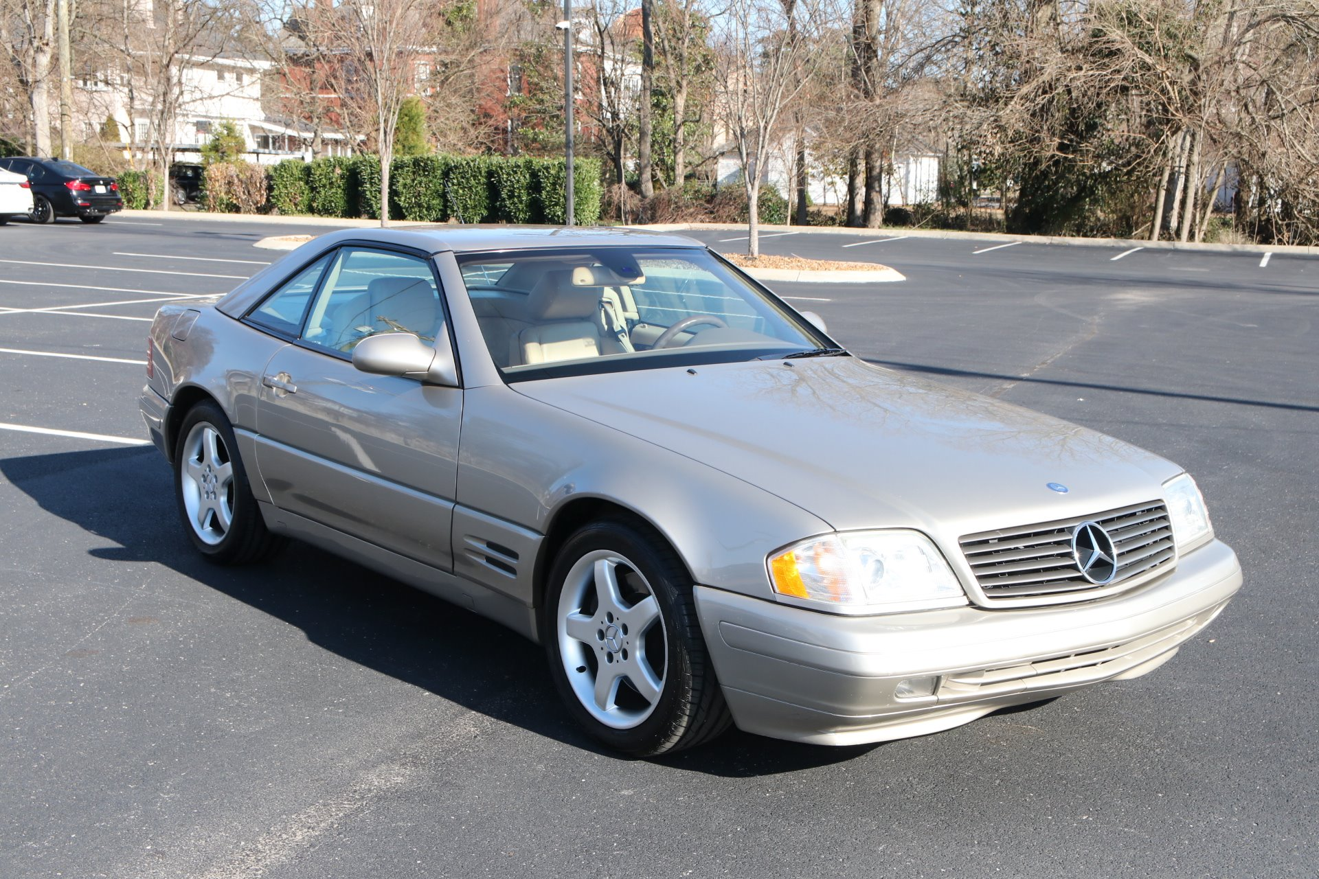 Used 1999 Mercedes-Benz SL500 ROADSTER SL 500 for sale Sold at Auto Collection in Murfreesboro TN 37130 1
