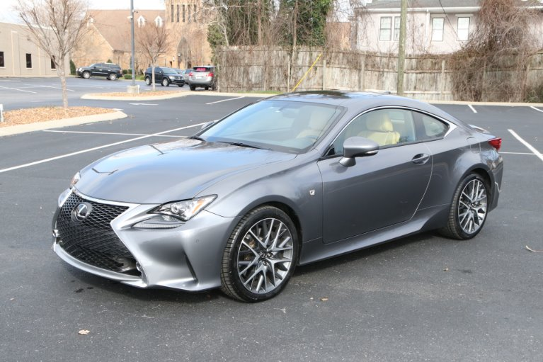 Used 2015 Lexus RC 350 for sale Sold at Auto Collection in Murfreesboro TN 37130 2