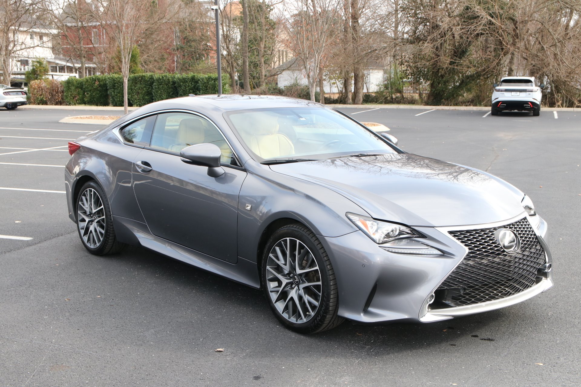 Used 2015 Lexus RC 350 for sale Sold at Auto Collection in Murfreesboro TN 37130 1
