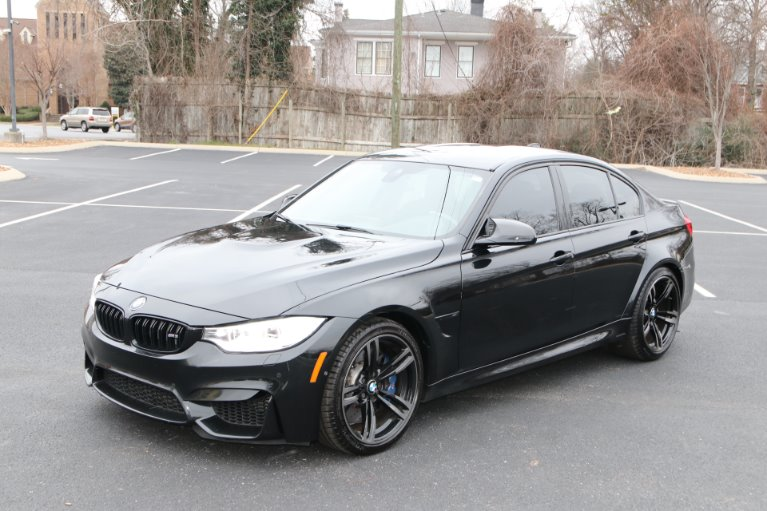 Used 2016 BMW M3 Sedan RWD W/NAV for sale Sold at Auto Collection in Murfreesboro TN 37130 2