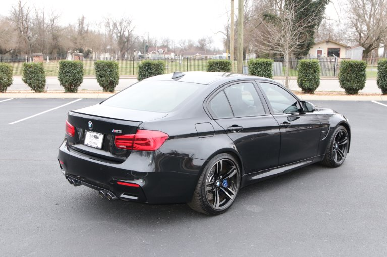 Used 2016 BMW M3 Sedan RWD W/NAV for sale Sold at Auto Collection in Murfreesboro TN 37130 3