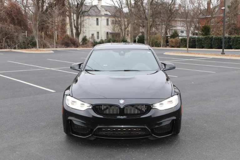 Used 2016 BMW M3 Sedan RWD W/NAV for sale Sold at Auto Collection in Murfreesboro TN 37130 5