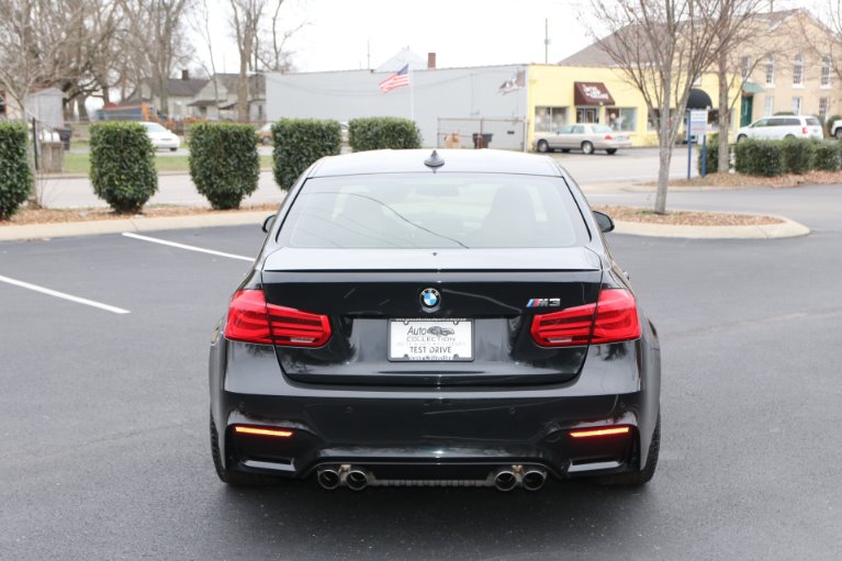 Used 2016 BMW M3 Sedan RWD W/NAV for sale Sold at Auto Collection in Murfreesboro TN 37130 6