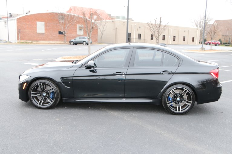 Used 2016 BMW M3 Sedan RWD W/NAV for sale Sold at Auto Collection in Murfreesboro TN 37130 7