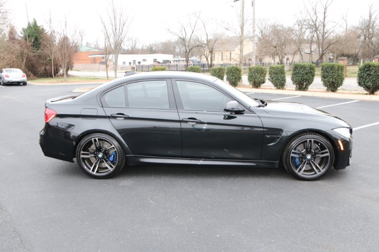 Used 2016 BMW M3 Sedan RWD W/NAV for sale Sold at Auto Collection in Murfreesboro TN 37130 8