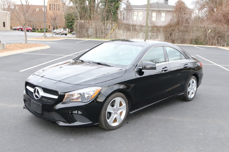 Used 2016 Mercedes-Benz CLA CLA 250 for sale Sold at Auto Collection in Murfreesboro TN 37130 2