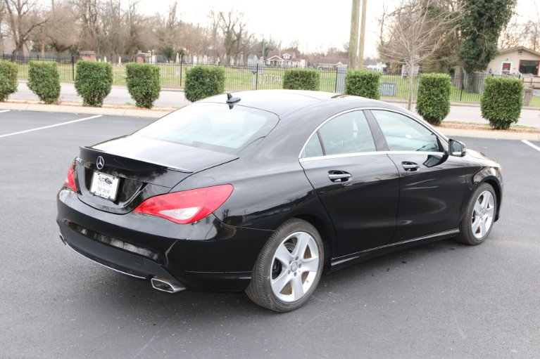 Used 2016 Mercedes-Benz CLA CLA 250 for sale Sold at Auto Collection in Murfreesboro TN 37130 3