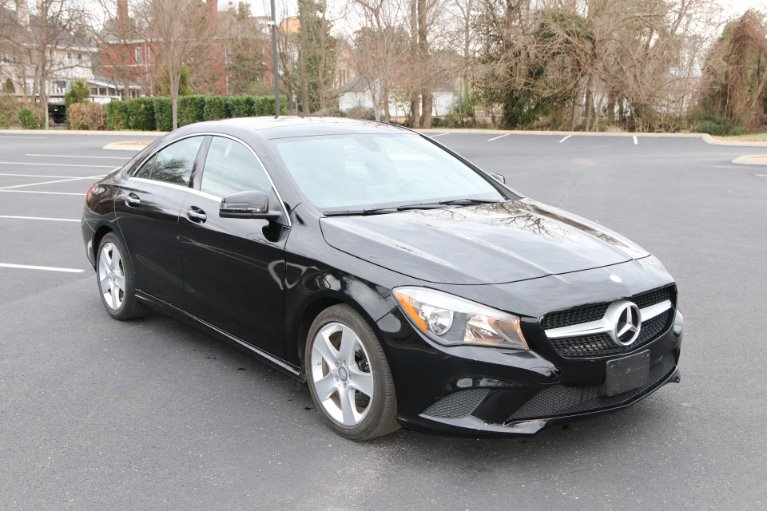 Used 2016 Mercedes-Benz CLA CLA 250 for sale Sold at Auto Collection in Murfreesboro TN 37130 1