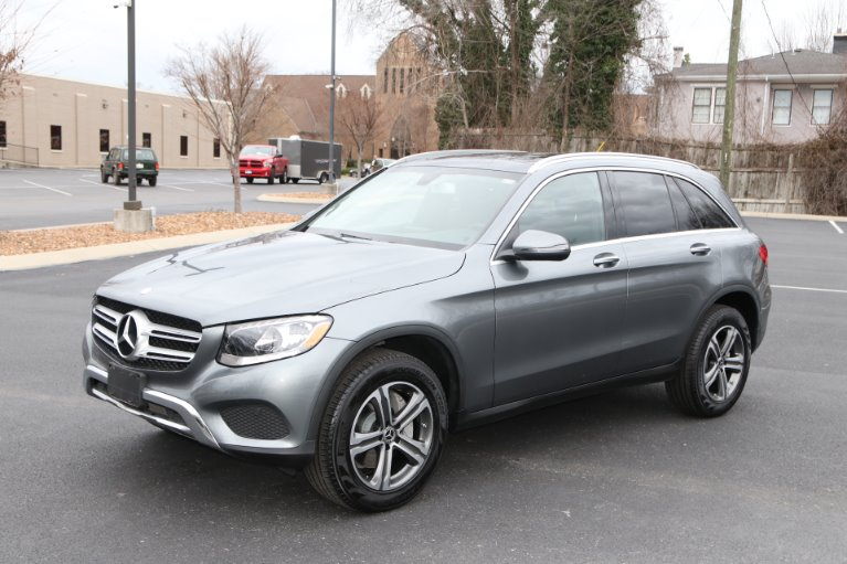 Used 2017 Mercedes-Benz GLC300 4MATIC AWD W/NAV GLC 300 4MATIC for sale Sold at Auto Collection in Murfreesboro TN 37130 2