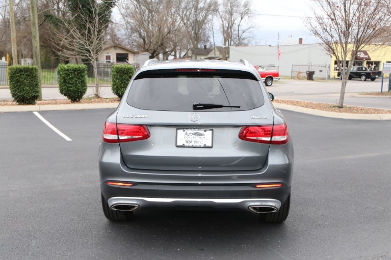 Used 2017 Mercedes-Benz GLC300 4MATIC AWD W/NAV GLC 300 4MATIC for sale Sold at Auto Collection in Murfreesboro TN 37130 6