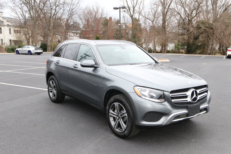 Used 2017 Mercedes-Benz GLC300 4MATIC AWD W/NAV GLC 300 4MATIC for sale Sold at Auto Collection in Murfreesboro TN 37130 1