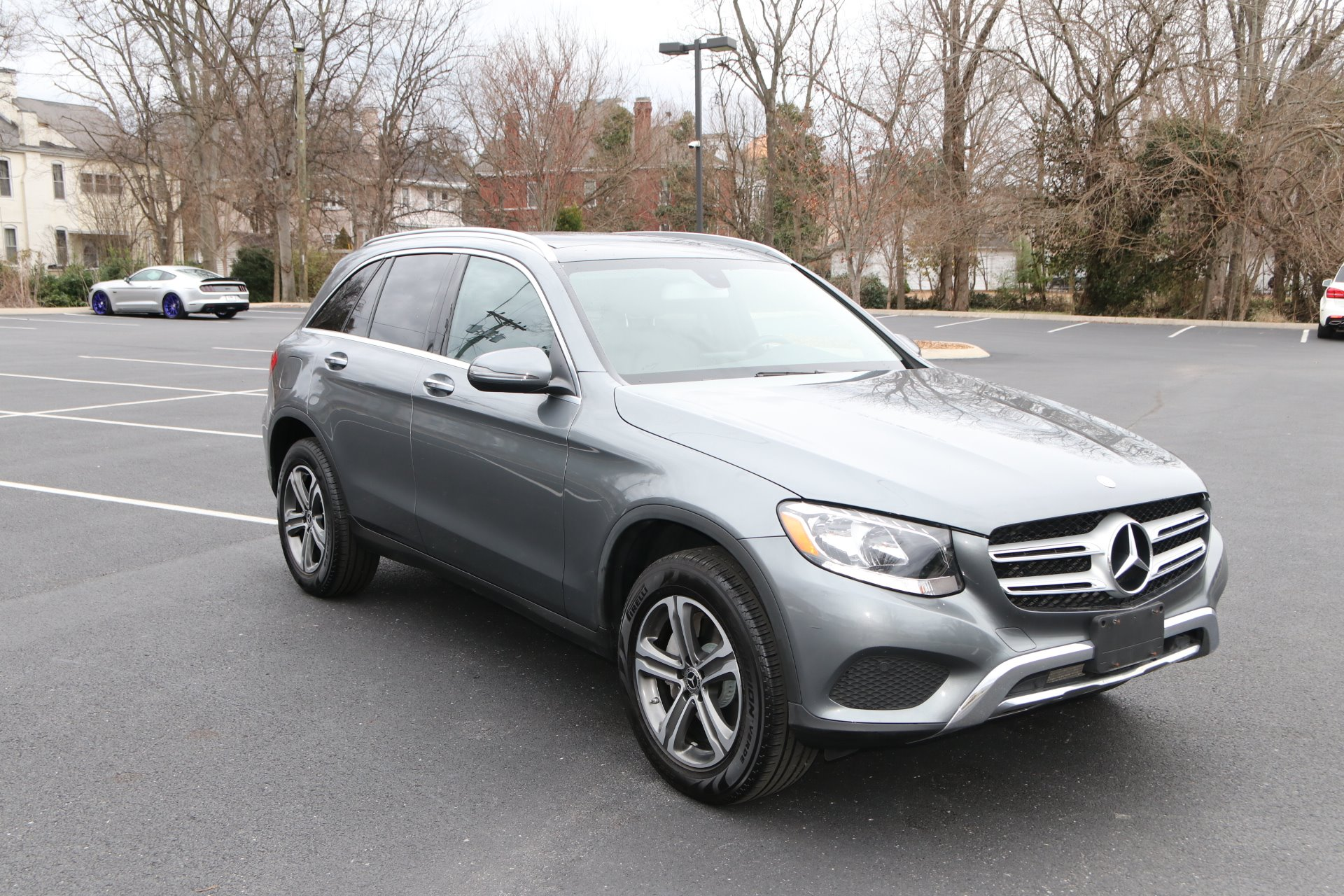 Used 2017 Mercedes-Benz GLC300 4MATIC AWD W/NAV GLC 300 4MATIC for sale $26,950 at Auto Collection in Murfreesboro TN 37129 1
