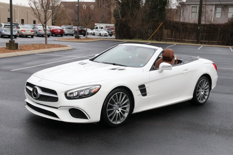 Used 2017 Mercedes-Benz SL450 ROADSTER W/NAV SL 450 for sale Sold at Auto Collection in Murfreesboro TN 37130 2