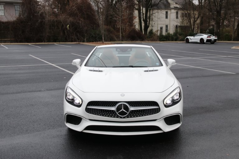 Used 2017 Mercedes-Benz SL450 ROADSTER W/NAV SL 450 for sale Sold at Auto Collection in Murfreesboro TN 37130 5