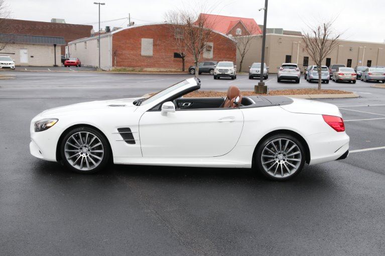 Used 2017 Mercedes-Benz SL450 ROADSTER W/NAV SL 450 for sale Sold at Auto Collection in Murfreesboro TN 37130 7