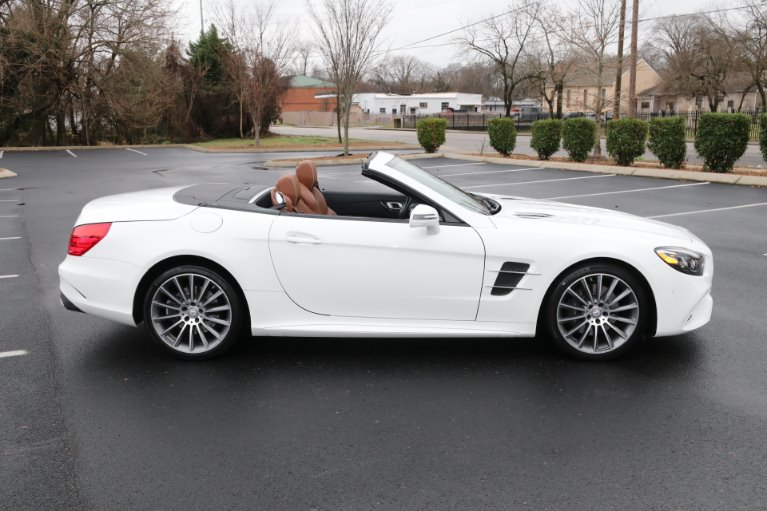 Used 2017 Mercedes-Benz SL450 ROADSTER W/NAV SL 450 for sale Sold at Auto Collection in Murfreesboro TN 37130 8
