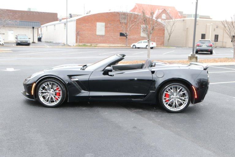 Used 2016 Chevrolet Corvette 3LZ Z06 Convertible W/NAV Z06 for sale Sold at Auto Collection in Murfreesboro TN 37130 7
