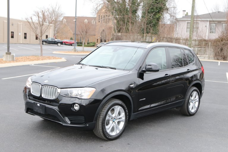 Used 2017 BMW X3 Drive 35I W/NAV xDrive35i for sale Sold at Auto Collection in Murfreesboro TN 37130 2