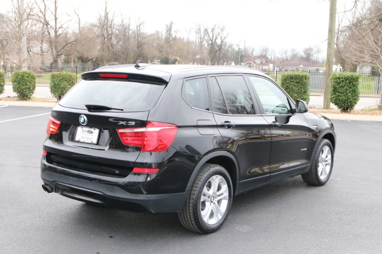 Used 2017 BMW X3 Drive 35I W/NAV xDrive35i for sale Sold at Auto Collection in Murfreesboro TN 37130 3