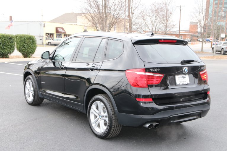 Used 2017 BMW X3 Drive 35I W/NAV xDrive35i for sale Sold at Auto Collection in Murfreesboro TN 37130 4