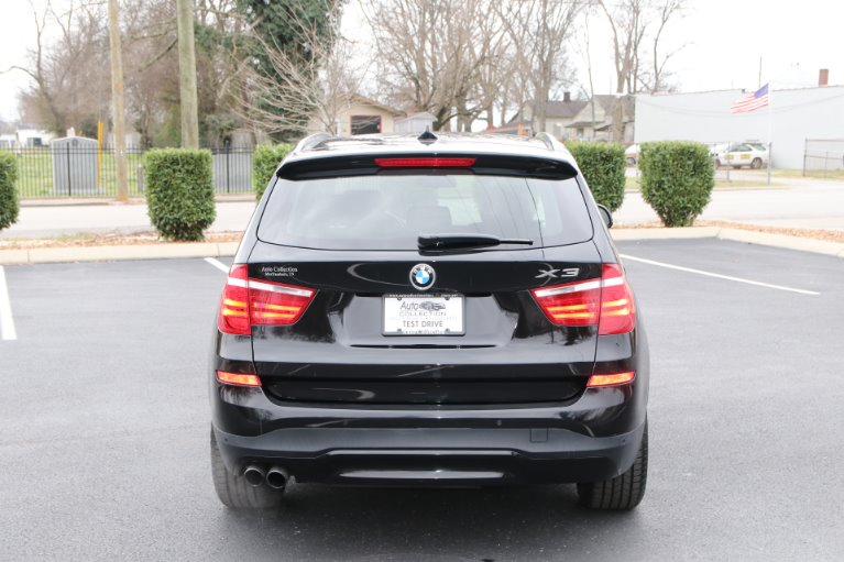 Used 2017 BMW X3 Drive 35I W/NAV xDrive35i for sale Sold at Auto Collection in Murfreesboro TN 37130 6