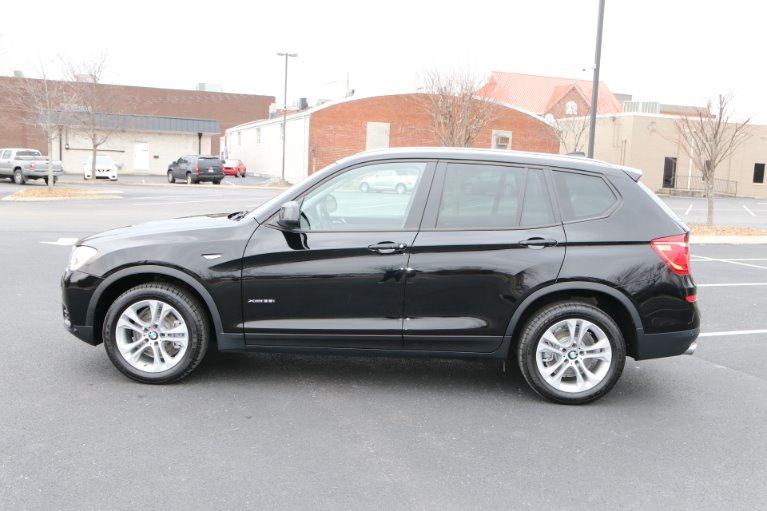 Used 2017 BMW X3 Drive 35I W/NAV xDrive35i for sale Sold at Auto Collection in Murfreesboro TN 37130 7