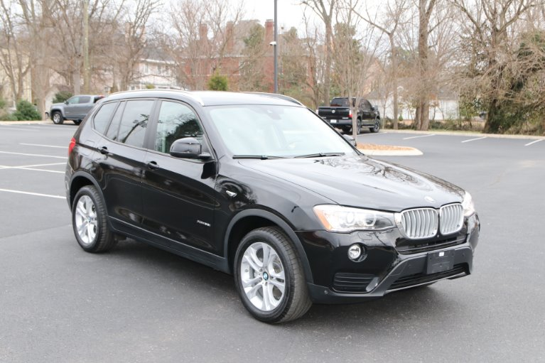Used 2017 BMW X3 Drive 35I W/NAV xDrive35i for sale Sold at Auto Collection in Murfreesboro TN 37130 1