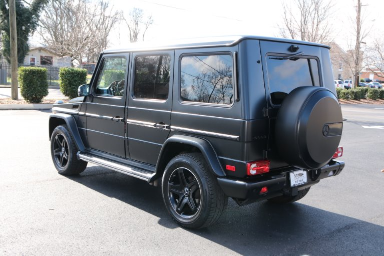 Used 2017 Mercedes-Benz G550 4MATIC  AWD W/NAV G 550 for sale Sold at Auto Collection in Murfreesboro TN 37130 4