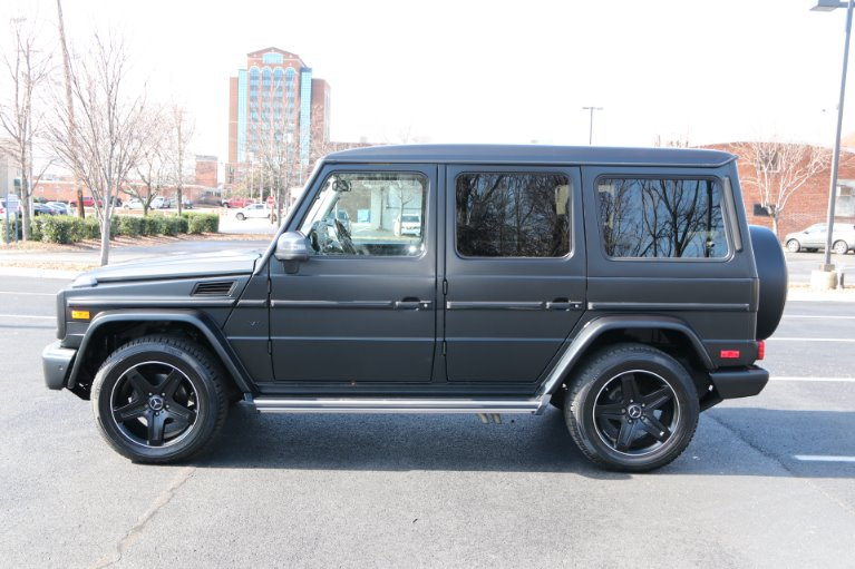 Used 2017 Mercedes-Benz G550 4MATIC  AWD W/NAV G 550 for sale Sold at Auto Collection in Murfreesboro TN 37130 7