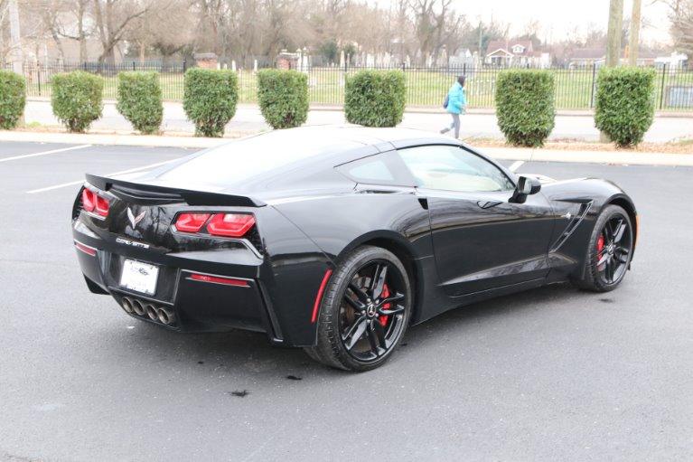 Used 2014 Chevrolet Corvette Stingray Z51 3LT Stingray Z51 for sale Sold at Auto Collection in Murfreesboro TN 37130 3