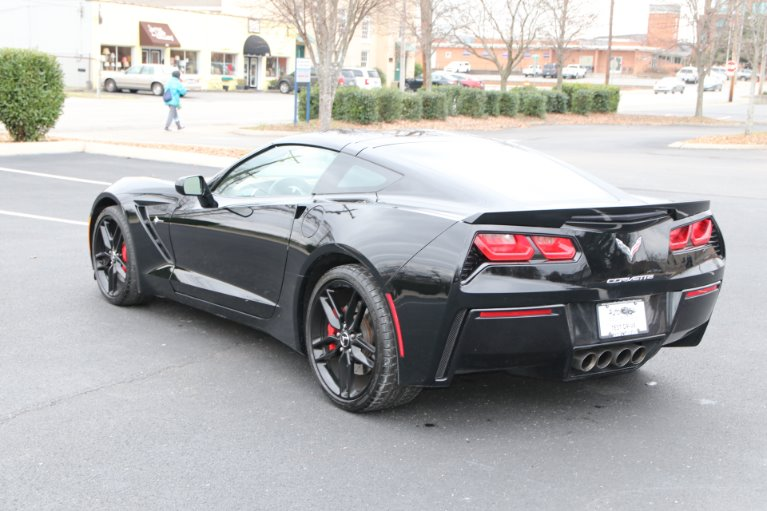 Used 2014 Chevrolet Corvette Stingray Z51 3LT Stingray Z51 for sale Sold at Auto Collection in Murfreesboro TN 37130 4
