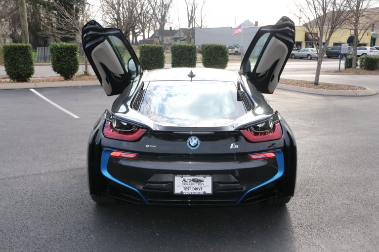 Used 2017 BMW i8 GIGI World AWD W/NAV for sale Sold at Auto Collection in Murfreesboro TN 37129 6