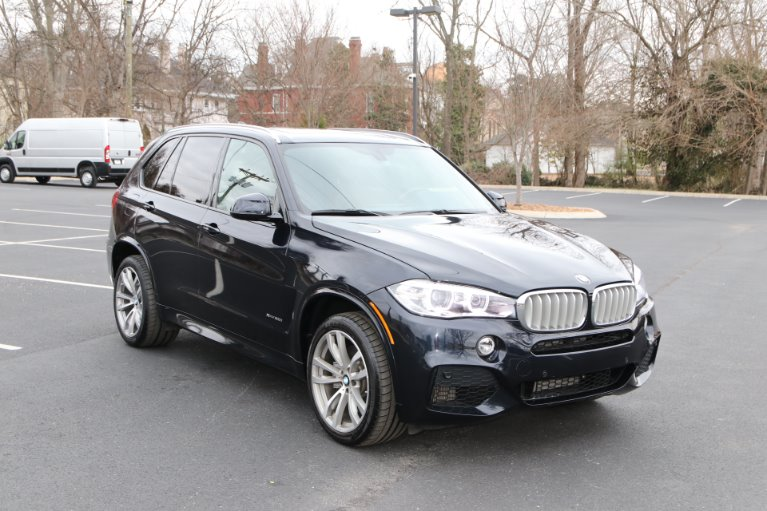 Used 2017 BMW X5 Xdrive 50I M Sport AWD W/NAV xDrive50i for sale Sold at Auto Collection in Murfreesboro TN 37130 1