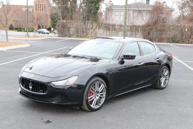 Used 2017 Maserati Ghibli S for sale Sold at Auto Collection in Murfreesboro TN 37130 2