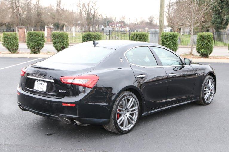 Used 2017 Maserati Ghibli S for sale Sold at Auto Collection in Murfreesboro TN 37130 3