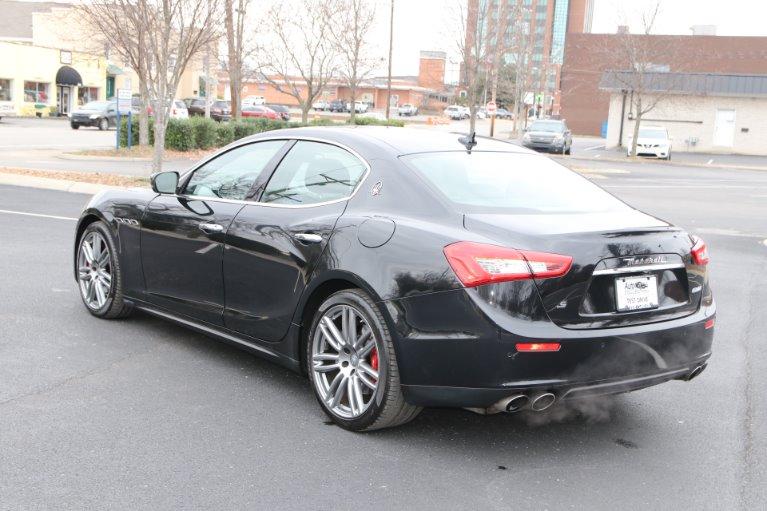 Used 2017 Maserati Ghibli S for sale Sold at Auto Collection in Murfreesboro TN 37130 4