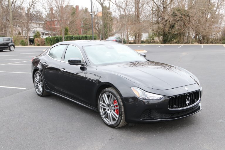 Used 2017 Maserati Ghibli S for sale Sold at Auto Collection in Murfreesboro TN 37130 1