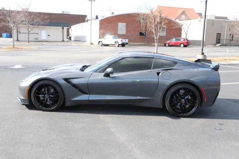 Used 2014 Chevrolet Corvette STINGRAY 2LT W/NAV Manual Stingray Z51 for sale Sold at Auto Collection in Murfreesboro TN 37130 7
