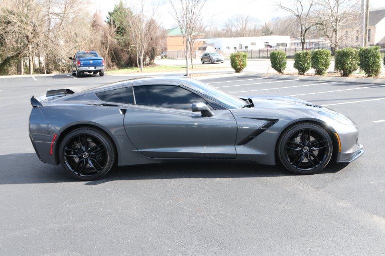 Used 2014 Chevrolet Corvette STINGRAY 2LT W/NAV Manual Stingray Z51 for sale Sold at Auto Collection in Murfreesboro TN 37130 8