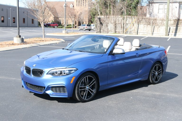 Used 2018 BMW M240I CONVERTIBLE W/NAV M240i for sale Sold at Auto Collection in Murfreesboro TN 37130 2
