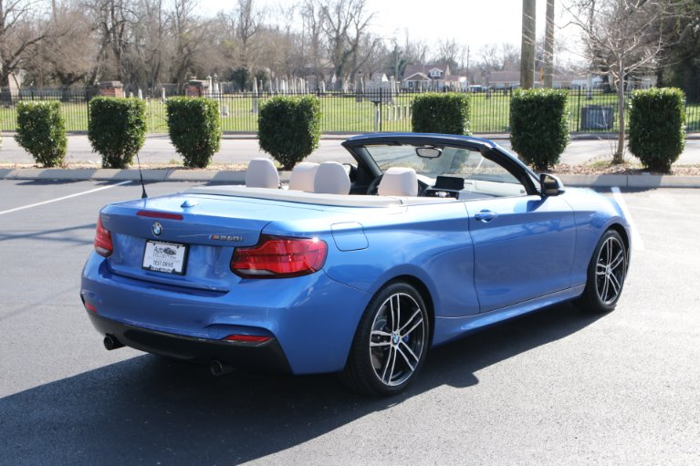 Used 2018 BMW M240I CONVERTIBLE W/NAV M240i for sale Sold at Auto Collection in Murfreesboro TN 37130 3