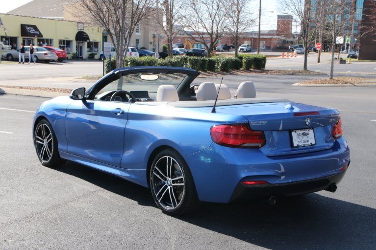 Used 2018 BMW M240I CONVERTIBLE W/NAV M240i for sale Sold at Auto Collection in Murfreesboro TN 37130 4