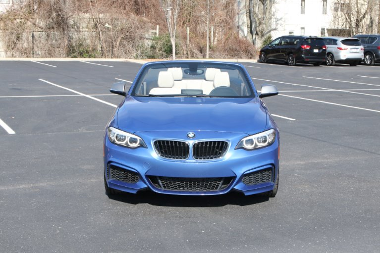Used 2018 BMW M240I CONVERTIBLE W/NAV M240i for sale Sold at Auto Collection in Murfreesboro TN 37130 5