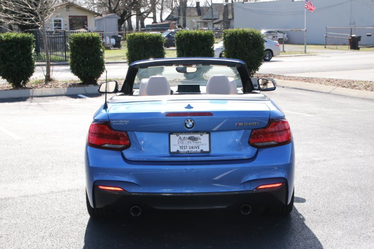 Used 2018 BMW M240I CONVERTIBLE W/NAV M240i for sale Sold at Auto Collection in Murfreesboro TN 37130 6