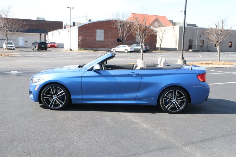 Used 2018 BMW M240I CONVERTIBLE W/NAV M240i for sale Sold at Auto Collection in Murfreesboro TN 37130 7
