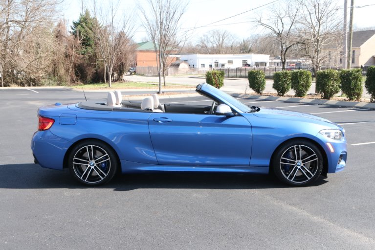 Used 2018 BMW M240I CONVERTIBLE W/NAV M240i for sale Sold at Auto Collection in Murfreesboro TN 37130 8