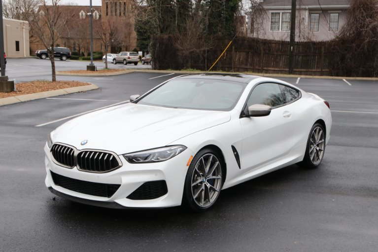 Used 2019 BMW M850I Xdrive Coupe AWD W/NAV M850i xDrive for sale Sold at Auto Collection in Murfreesboro TN 37130 2