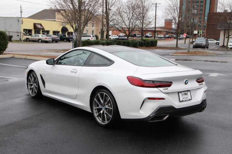 Used 2019 BMW M850I Xdrive Coupe AWD W/NAV M850i xDrive for sale Sold at Auto Collection in Murfreesboro TN 37130 4