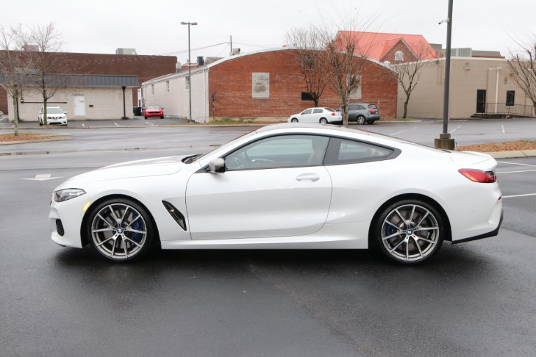 Used 2019 BMW M850I Xdrive Coupe AWD W/NAV M850i xDrive for sale Sold at Auto Collection in Murfreesboro TN 37130 7